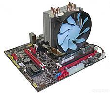 Материнская плата Х79 3.5 / socket LGA2011 с процессором Intel Xeon E5-2660 / 8(16) ядер по 2.2-3.0GHz / 20Mb cache и 16GB DDR3 ECC ОЗУ, фото 2