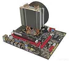 Материнская плата Х79 3.5 / socket LGA2011 с процессором Intel Xeon E5-2660 / 8(16) ядер по 2.2-3.0GHz / 20Mb cache и 16GB DDR3 ECC ОЗУ, фото 3