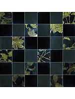 Мозаика стеклянная MINUIT 30x30 см AZTECA