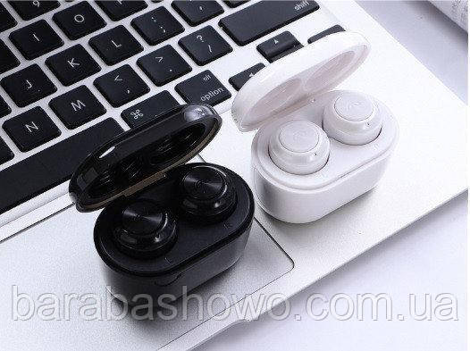 Беспроводные наушники A6 TWS Bluetooth надежные