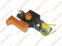 Кнопка для цепной пилы Rebir KZ 1-400