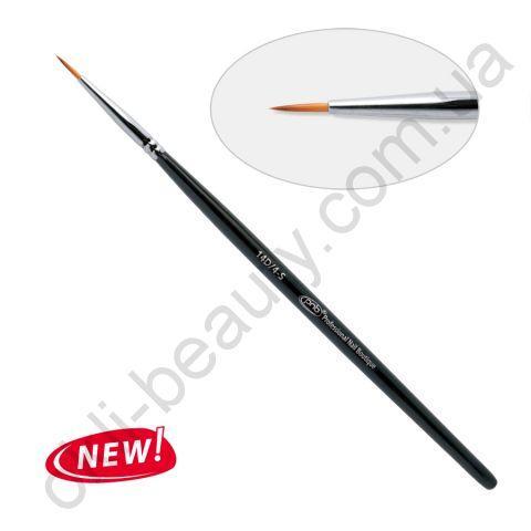 14 D. Кисть для дизайна круглая 14D/4-S, нейлон / Nail Art Brush round 4-S PNB, nylon