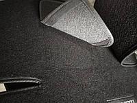Ворсовые авто коврики в салон CHERY E-5 2011- чери е5 основа резина