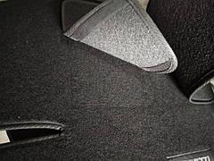 Коврики в авто, автоковрики DAEWOO Matiz 2008- автомат ворсовые на резиновой основе