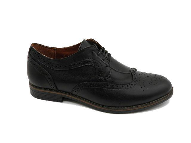 Туфли мужские * Vdrongov Spektr-5 черный *6479