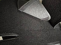 Ворсовые авто коврики в салон LADA 2170 Priora 2007- приора основа резина