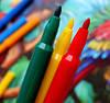 Фломастеры Цветные Color Pen 18 Цветов, фото 4