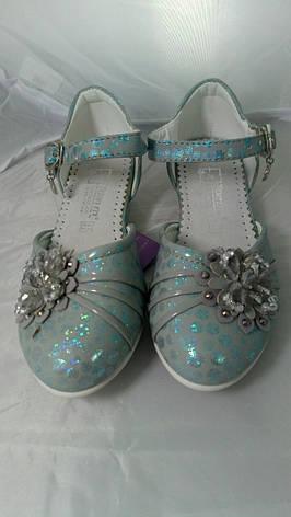 Туфли детские подросток на девочку р.23.24.25.26.31.32 (СКЛАД), фото 2