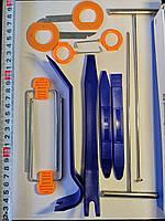 Профессиональный набор инструментов из 12 единиц для демонтажа салона автомобиля