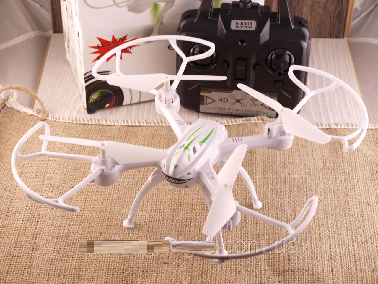 Квадрокоптер DM-07 с HD видеокамерой