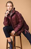 Женская красная куртка MR520 MR 202 2210 0819 Dark Purple
