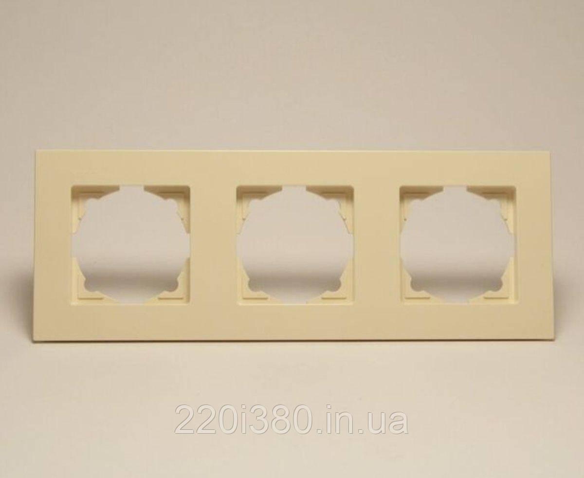 Eqona рамка 3-я  крем