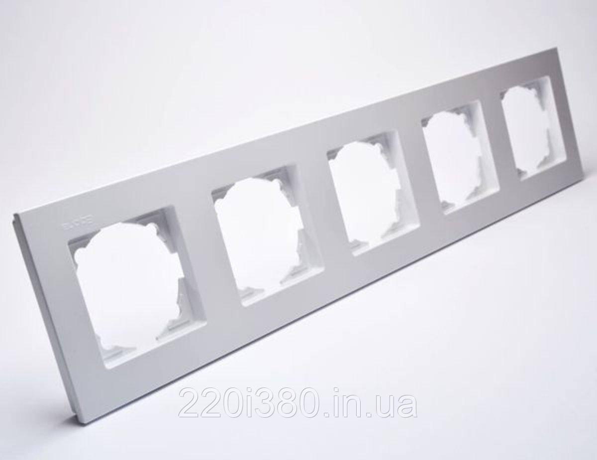 Eqona рамка 5-а біла