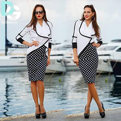 Женская юбка №26-739