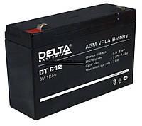 Аккумулятор DELTA 6V12Ah
