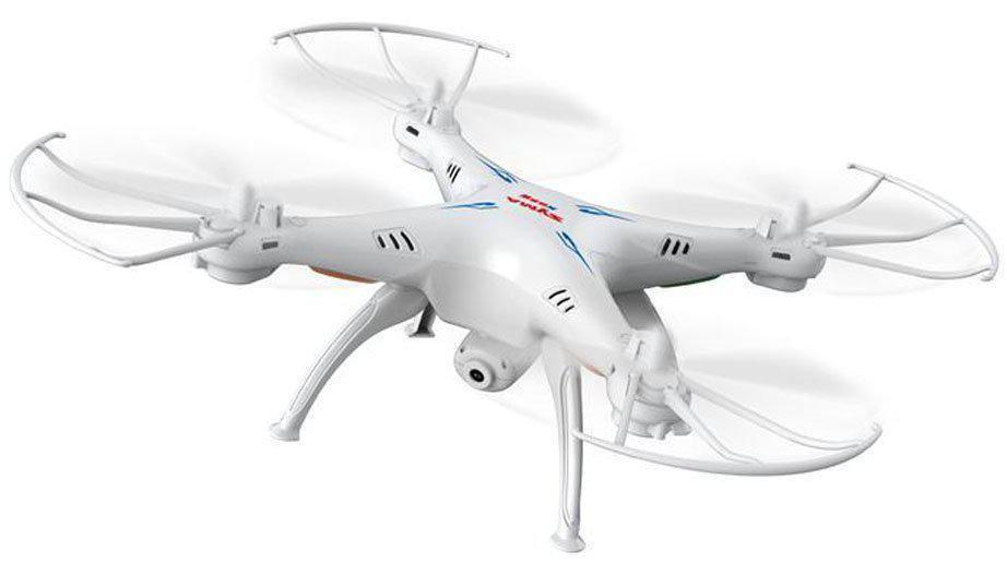 Квадрокоптер X5SW 31 см, WIFI, HD камера, авто возврат!