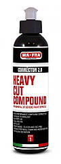 Абразивная полировальная паста Mafra Heavy Cut Compound Corrector 2.0