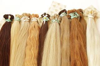 60 см славянские волосы закапсулированные