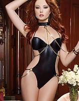 Латексный сексуальный костюм Боди 42