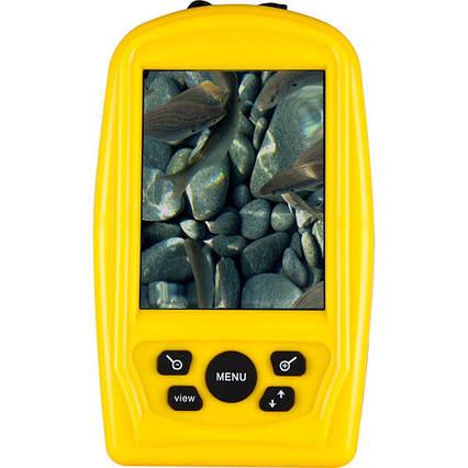 Підводна камера для зимової та літньої риболовлі, відеокамера, видеоудочка LUCKY Fish finder FF 3308-8, фото 2