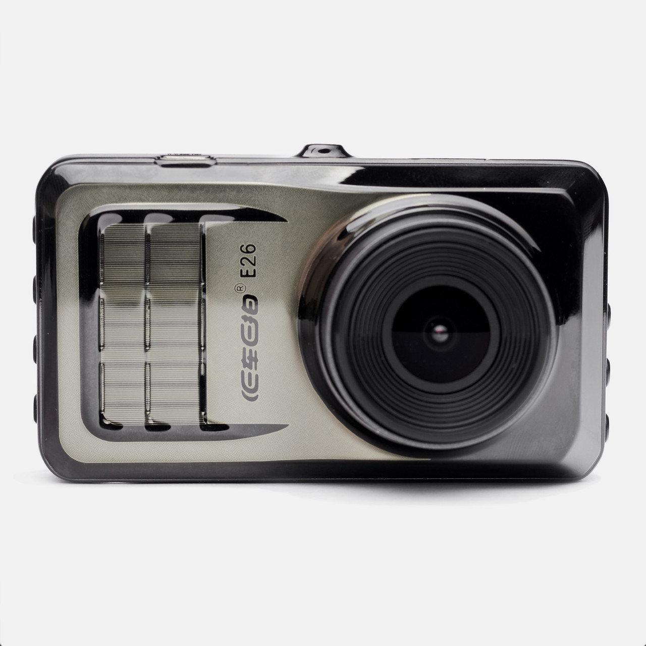 Видеорегистратор | Авторегистраторы | Автомобильный видеорегистратор DVR-E26