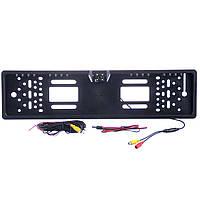 Рамка для номера с парктроником | Автокамера рамка для номера Car Cam JX-9488A