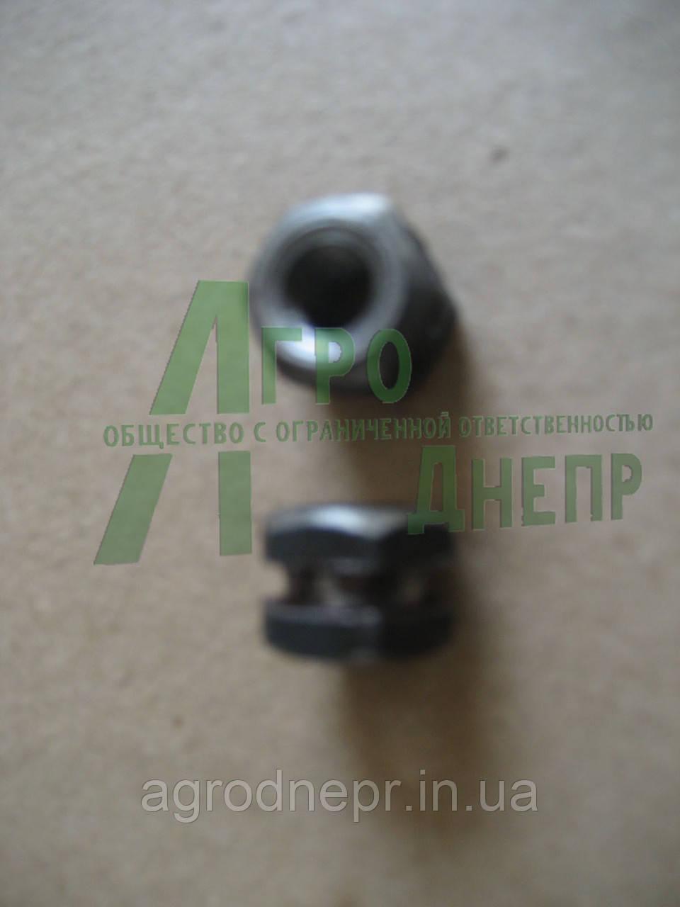 Гайка пружины сцепления ПД-10  Д25-034