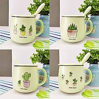 Кружки | Чашки | Оригинальные чашки и кружки | Керамическая чашка Cactus Print (выбор дизайна)