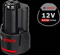 Аккумуляторная батарея Li-ion Bosch GBA (12 В, 2.5 А/ч)
