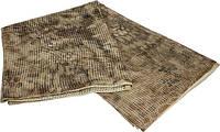 Маскировочный сетчастый шарф Krypten Nomad