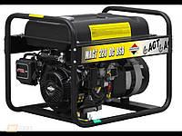 Генератор бензиновый сварочный AGT WAGT 220 DC BSB R26