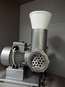 М'ясорубка Електрична побутова редукторна 60кг в годину Електром'ясорубка Мрія-1