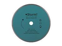 Алмазный диск непрерыв. Sturm d=230 мм 9020-04-230x22-WC