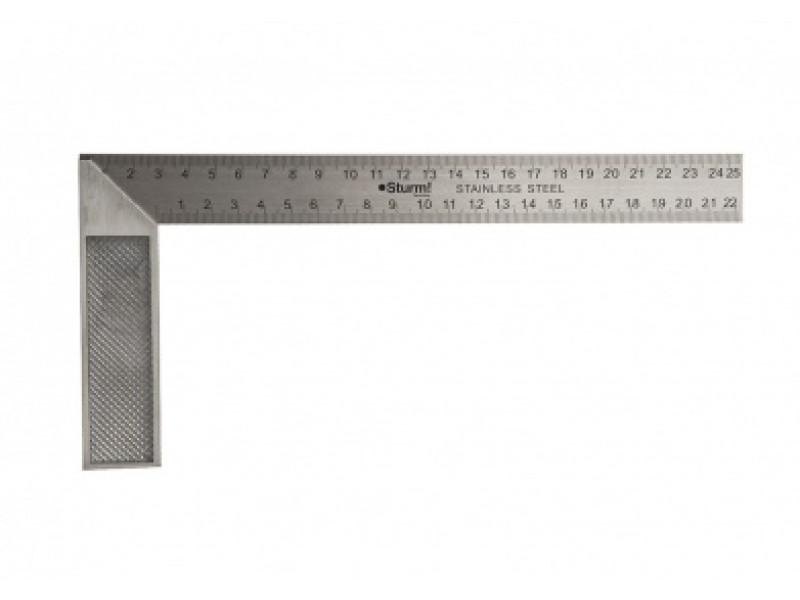 Угольник Sturm 250 мм мет. 2020-02-250
