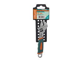 Разводной ключ Sturm 160 мм, мягкая ручка 1045-02-A160