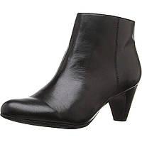 Ботинки Sam Edelman Michelle Black Leather - Оригинал, фото 1