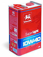 Моторное масло Wolver Sup.Light 10w40, 4л