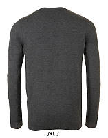 Мужской пуловер с v-образным вырезом SOL'S GLORY MEN