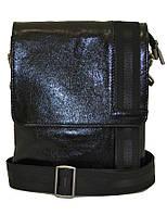 Мужская классическая сумка-планшет из натуральной кожи на три отделения МІС MISS4130