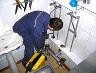 Чистка системы канализации в Киеве