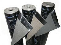 Полипласт ХКП сланец серый; 4,0; стеклохолст (9 кв.м/рулон), фото 1