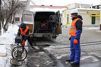 Диагностика системы канализации. Киев