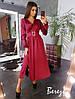 Шелковое платье миди , шелк-армани. Размер:S, М. Разные цвета. (1150), фото 5