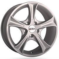 Литые диски Disla 506 W6.5 R15 PCD5x108 ET35 DIA67.1 silver