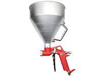 Штукатурный распылитель  INTERTOOL PT-0401, три форсунки 4;6;8 мм