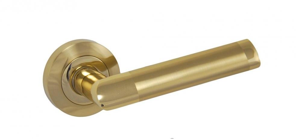 Ручка SIBA Triesta матове золото/золото