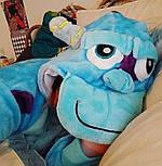 (S, M, L, XL) Кигуруми Салли голубой v110, фото 4