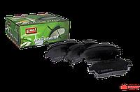 Колодки тормозные передние Uni-Brakes Premium на BYD  F3