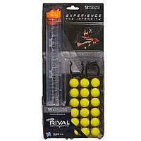 Запасной оригинальный магазин Нерф райвал Rival 18-Round Refill Pack and 12-Round Magazine B1594