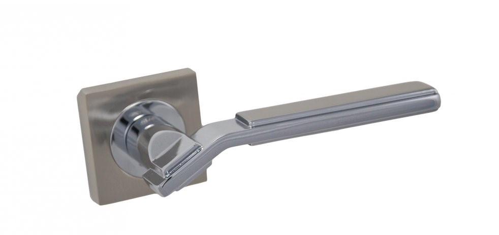Дверні ручки SIBA Odessa матовий нікель/хром